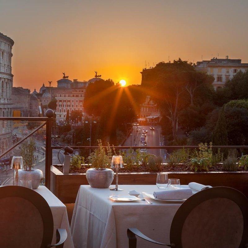 Non solo locali turistici e finti gladiatori: per una cena che non sia una fregatura attorno al Colosseo