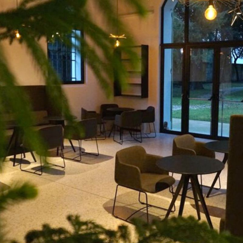 A Montebelluna apre il ristorante Ca' de Luna nella Barchessa del Parco Manin