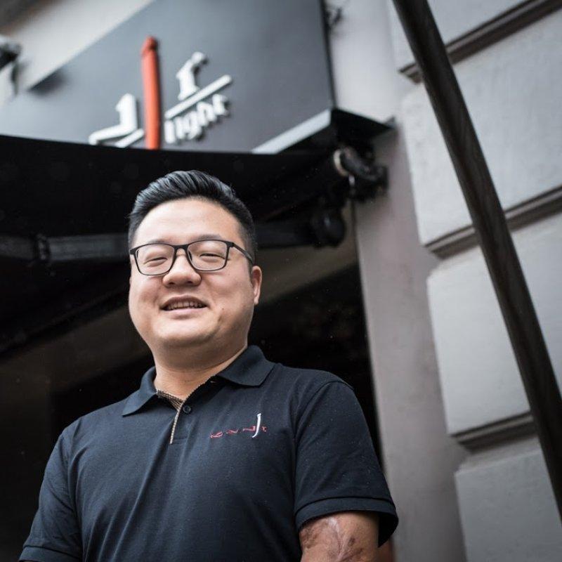 Jay Lin ci svela il segreto del Kanji, tra i migliori sushi all you can eat di Milano