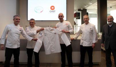Global Chefs Challenge: al via gli allenamenti della Nazionale Italiana Cuochi