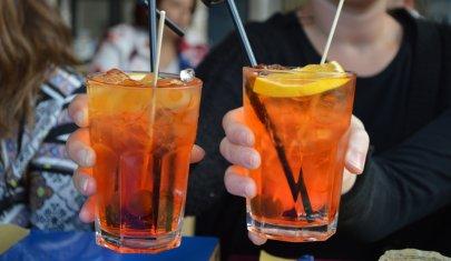 Ecco i locali dove sorseggiare i migliori spritz di Roma