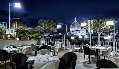 """10 rooftop restaurant in Italia """"da vertigine"""""""