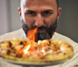 A Roma la pizza a casa si mangia come in pizzeria