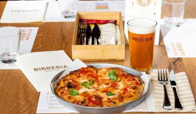 Da Eataly a Roma è arrivata la settimana della pizza