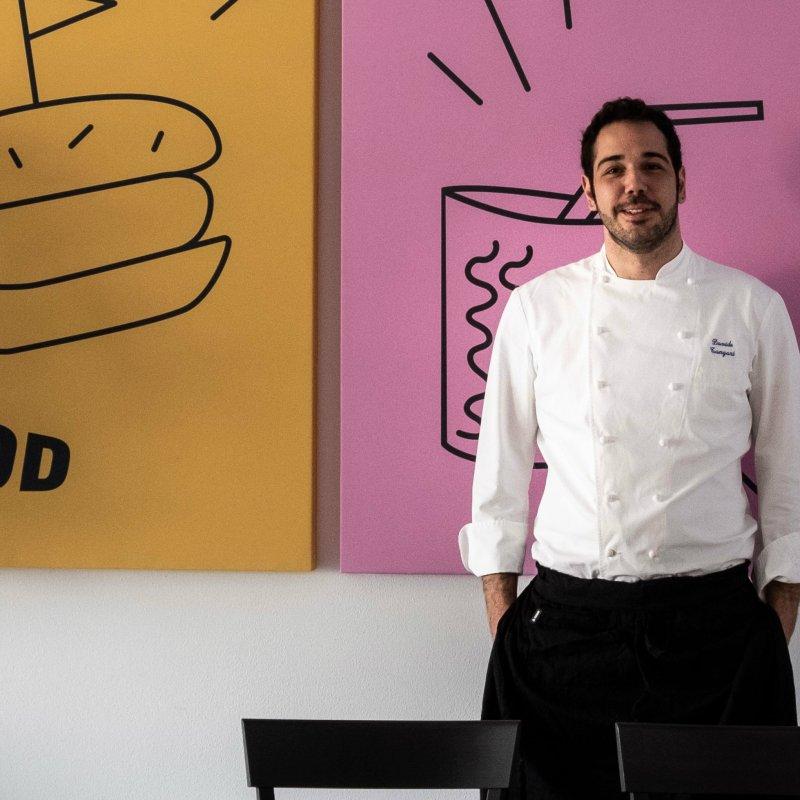 Dalla gavetta ai successi di Valbruna, lo chef rivelazione Davide Tangari esce di cucina per raccontarsi
