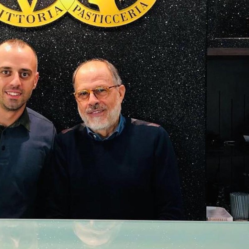 Riccardo Spalluto racconta 10 anni di Pasticceria Vittoria a Squinzano