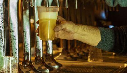 A Centocelle c'è una fornitissima birreria artigianale dove la parola d'ordine è convivialità