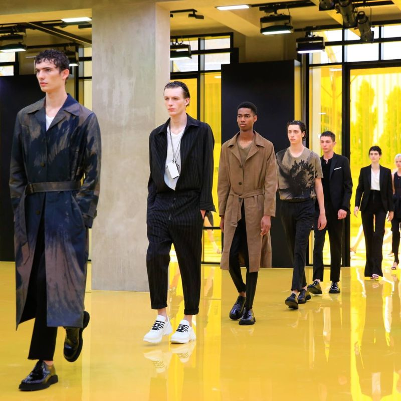 A Milano torna la Fashion Week Men phygital (fisica e digitale) dal 15 al 19 gennaio