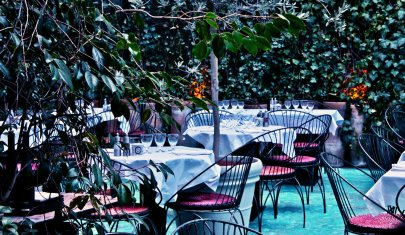 Ecco i ristoranti delle grandi griffe di moda da provare in Italia e all'estero