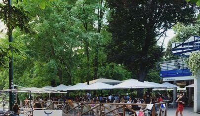 Aperitivo al parco: 5 posti da provare a Milano