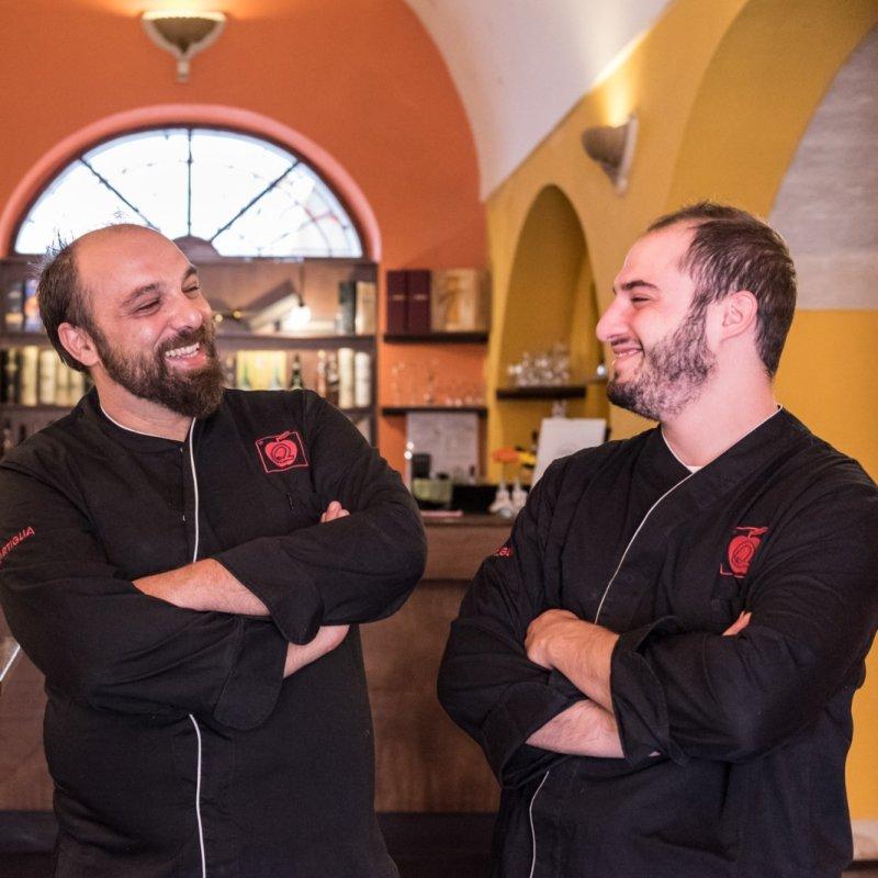 Le Tre Grazie di Galatina compie 18 anni. Studio e passione, la ricetta vincente di chef Fiorenzo.