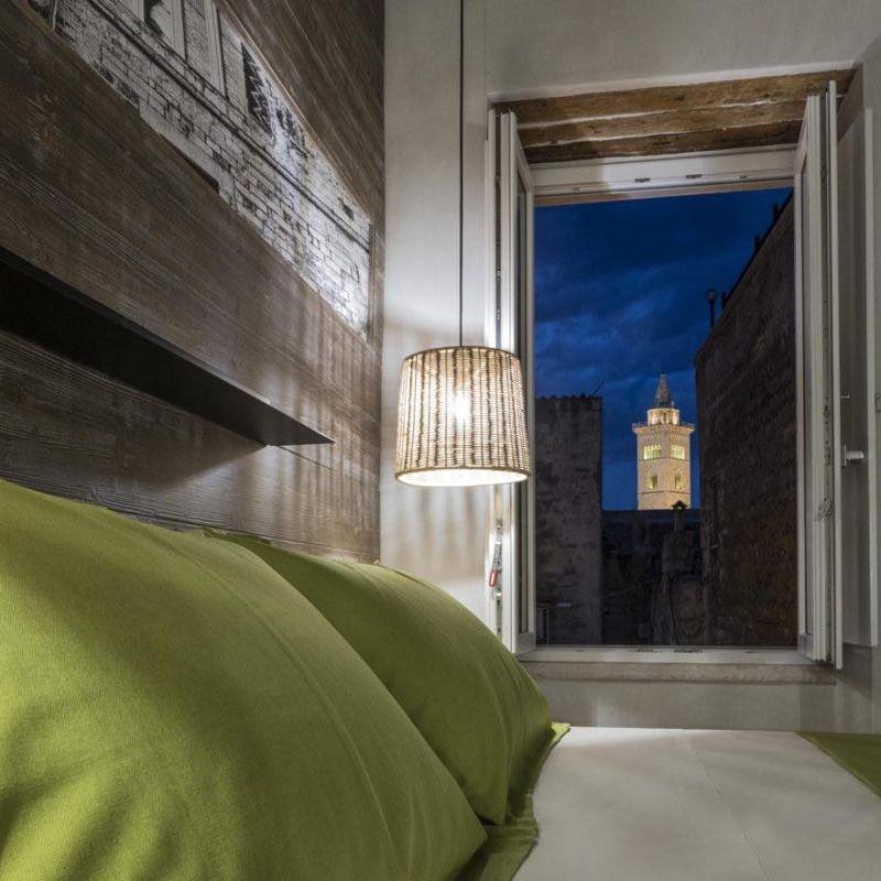 Mario Cimino e la moglie Michela raccontano Borgobeltrani, il lusso da hotel in formato b&b