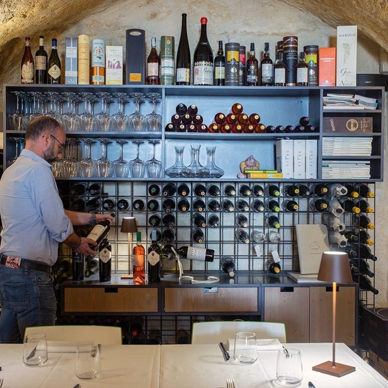 Da antico carcere cittadino a rinomato ristorante, la valorizzazione del patrimonio raccontata da Stefano