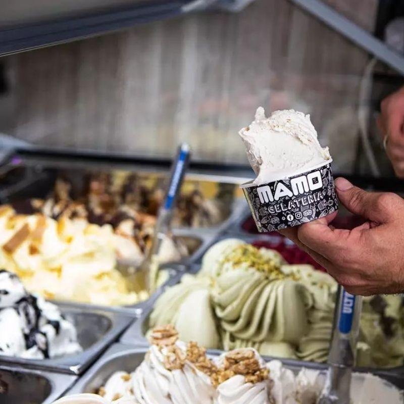 Ha aperto un nuovo laboratorio di gelato artigianale al Pigneto