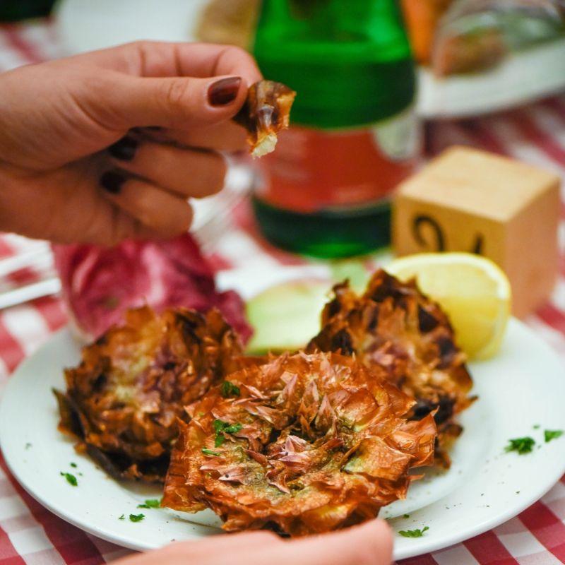 Carciofi alla giudia, ecco i ristoranti di Roma dove mangiare i migliori