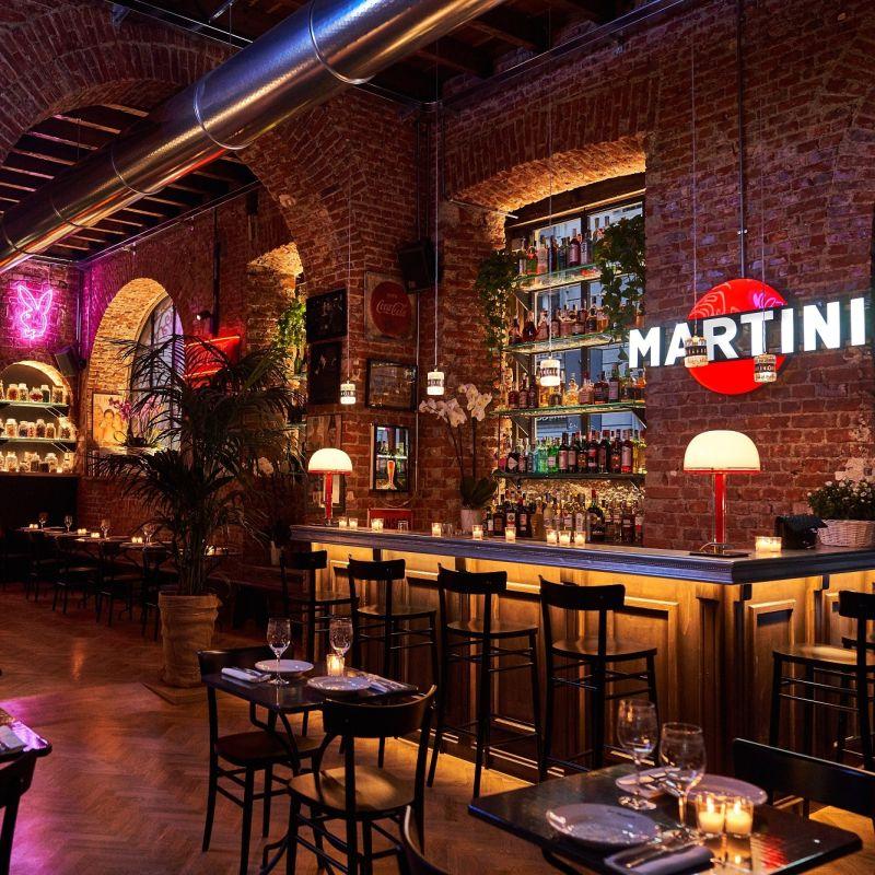 Inaugura Dal Milanese, la nuova trattoria e cocktail bar di Luca Guelfi