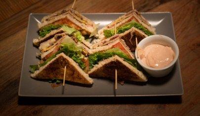I club sandwich di Treviso e provincia che non puoi non provare