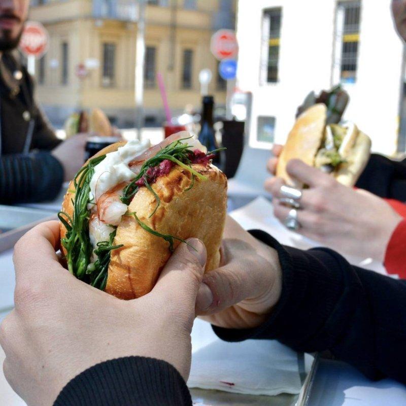 Mettiamo in pausa l'hamburger, è tempo di fishburger