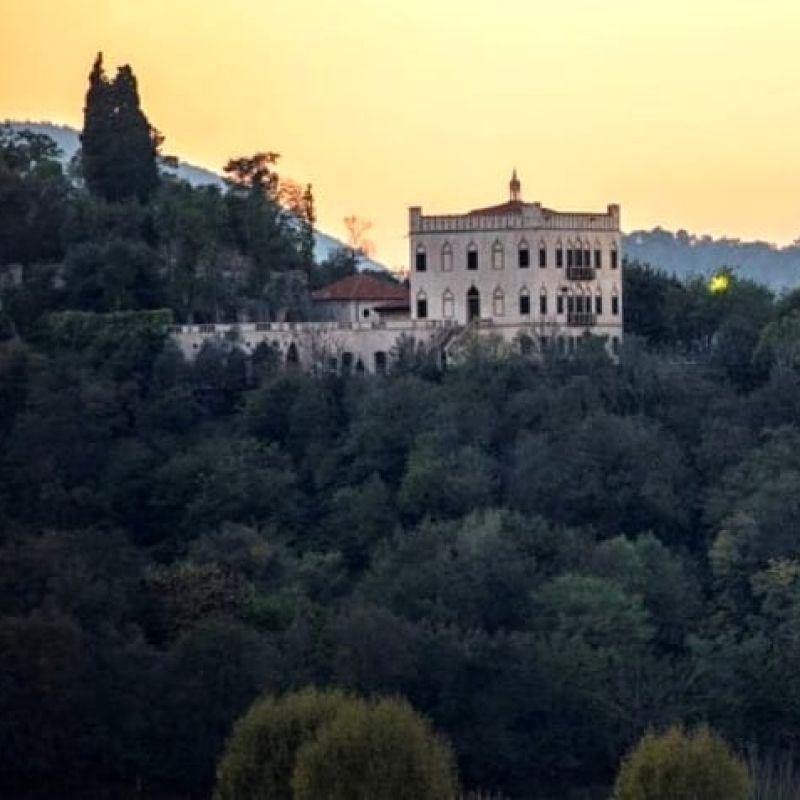 A Montegrotto Terme hanno aperto un nuovo spazio eventi per l'estate