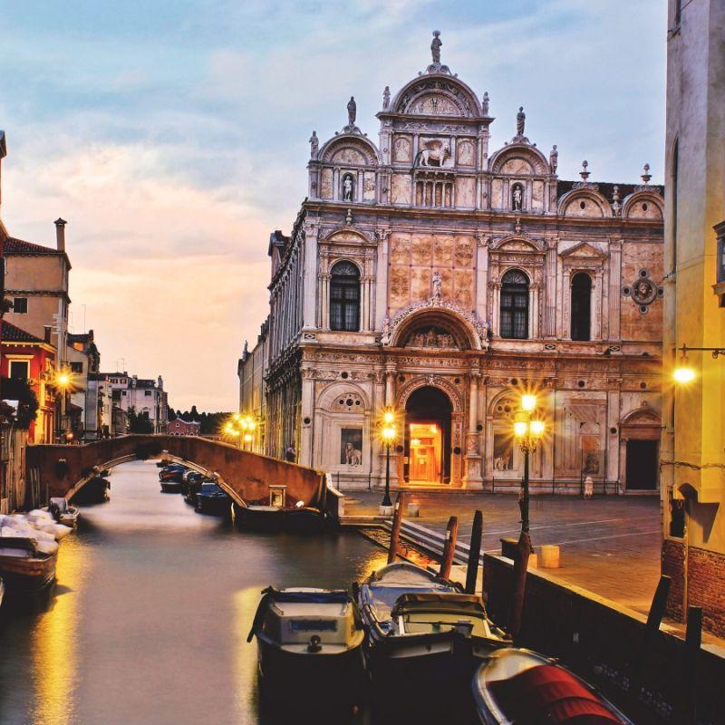 Pasqua tra le calli: mappa dei delivery top della Venezia storica