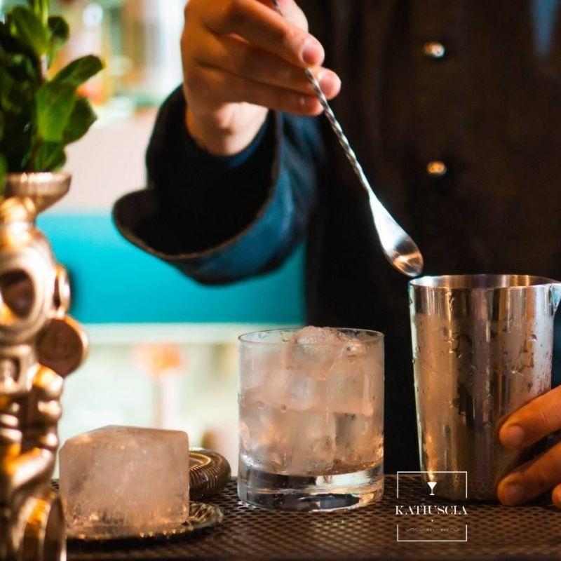 Coffe boulevardier - Katiuscia, Cocktail e altri rimedi