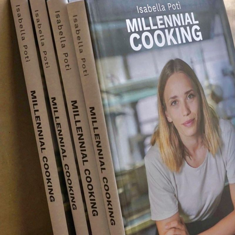 La super star dei pastry chef Isabella Potì ha scritto un libro sulla cucina dei millennial, la nostra intervista