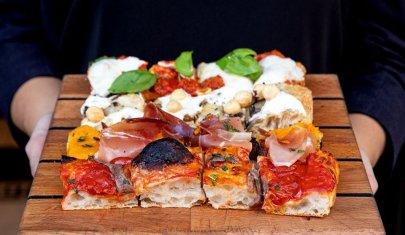 Fragrante orgoglio capitolino: le pizze alla pala da addentare obbligatoriamente a Roma