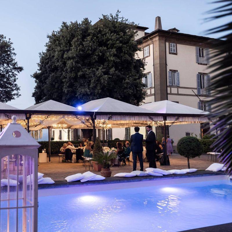 Ha aperto un nuovo ristorante di alta cucina sulle colline di Frascati