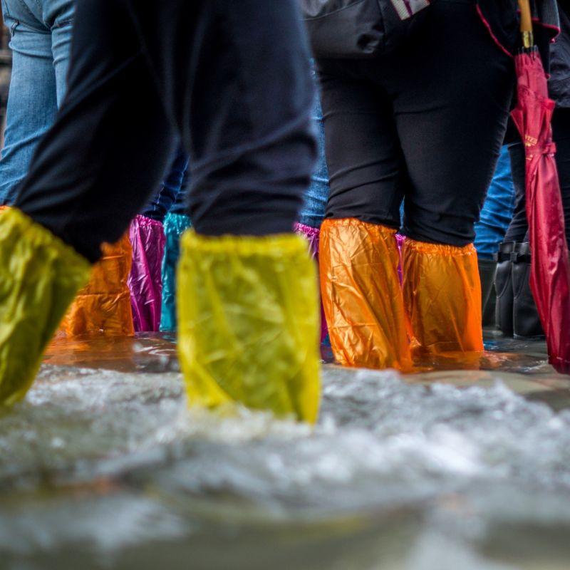 A un anno dall'Acqua Granda, Venezia si sente lasciata sola