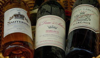 Dopo un anno nello spazio rientrano 12 bottiglie di Bordeaux