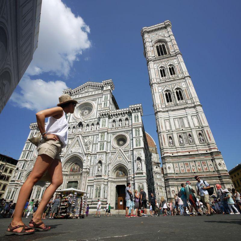 Agosto a Firenze, riscoprirsi turisti in città per una serata da trascorrere al ristorante