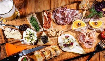 I 7 taglieri di salumi e formaggi più buoni e golosi di Roma