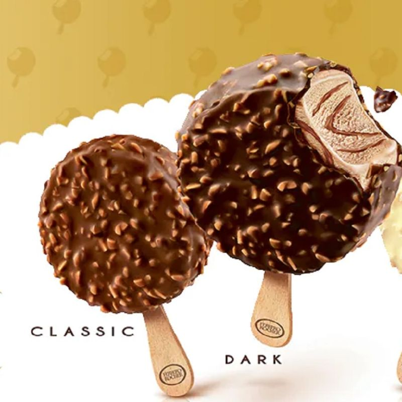 C'è un nuovo marchio di gelati confezionati in arrivo per l'estate