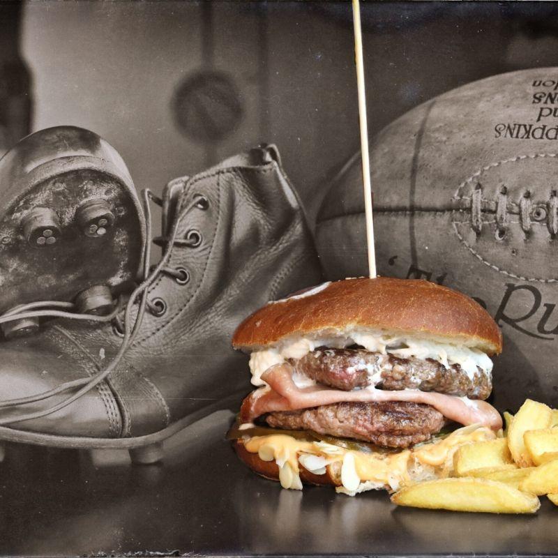 A Bari è arrivata l'era dell'hamburger intelligence