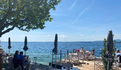 Aperitivo sul Lago di Garda edizione 2021: i locali sulla sponda veronese