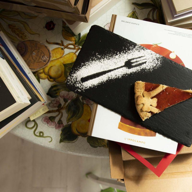 """Il delivery da """"leggere mangiando"""": l'idea innovativa di Festina Lente"""