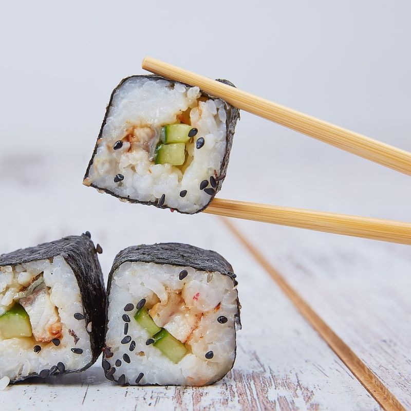 Il Giappone a casa tua. Ecco i 5 migliori sushi a domicilio di Roma