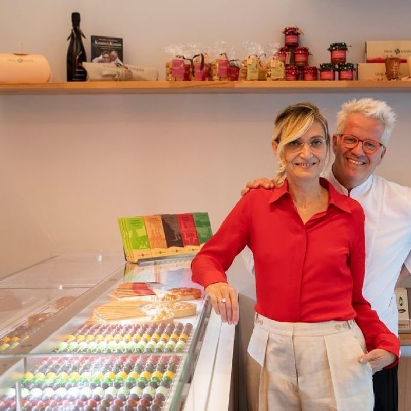 Ernst Knam apre due nuove pasticcerie a Milano, ma questa volta protagonista è la moglie