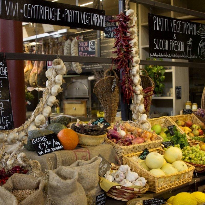 Frutta e verdura a passi zero: i mercati del contadino di Firenze