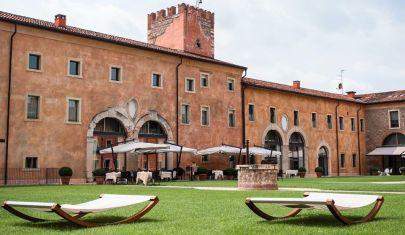 A Villafranca torniamo a ristorarci in hotel con gusto e creatività