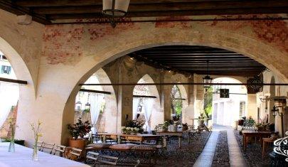 Effetto wow: 5+1 locali a Treviso e provincia dove mangi e bevi in un palazzo storico