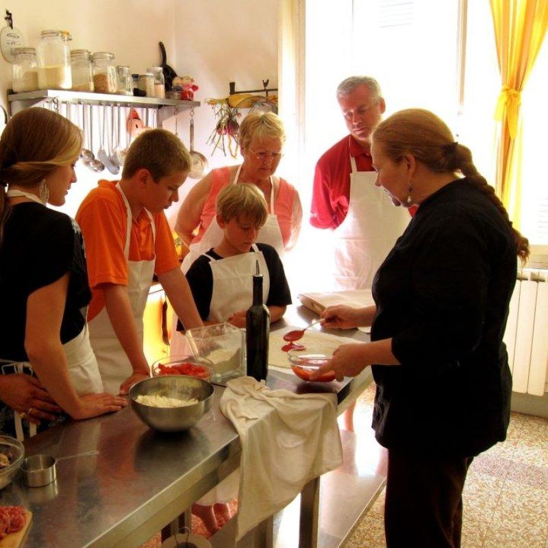 E se in cucina ci fossi tu? I ristoranti di Firenze dove seguire corsi di cucina