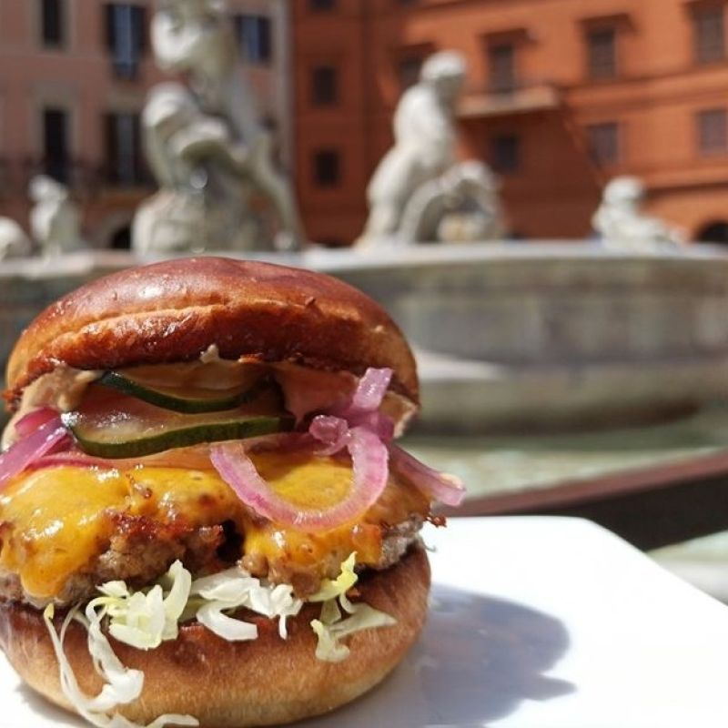Perché gli hamburger di Roma sono una cosa seria e dove mangiare i tuoi preferiti zona per zona