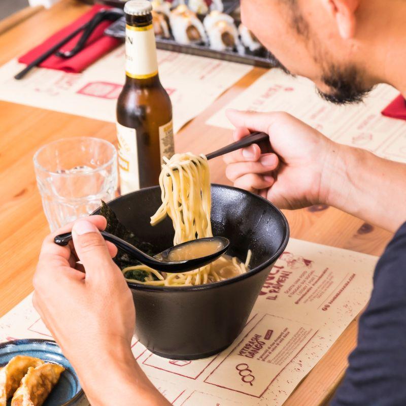 Fiumicino sempre più hot point gastronomico: ha aperto un nuovo ramen bar