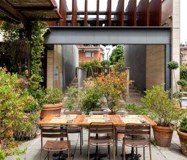 Tra giardini e dehors, i ristoranti giusti per una cena d'estate al Portuense