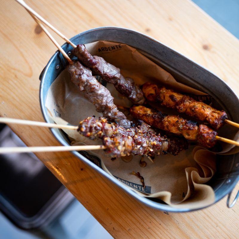 I posti in cui mangiare i migliori arrosticini d'Abruzzo