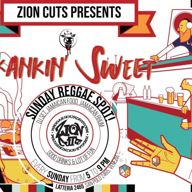 Skankin' Sweet - Sunday Reggae Spot