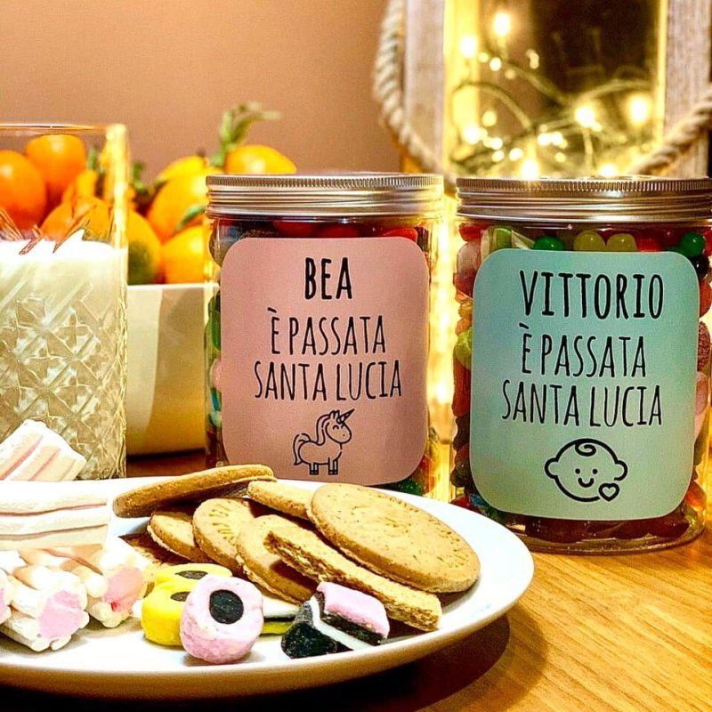 Dove passa Santa Lucia a Brescia a prendere i dolci