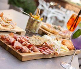Belvedere, a Frascati il regno dell'aperitivo dei Castelli Romani