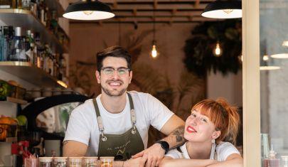 A Lecce ha aperto un nuovo locale che si ispira ai caffè londinesi